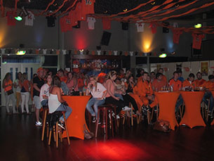 WK spanje-nederland-Plein