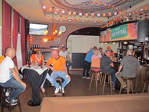 WK spanje-nederland-Schol