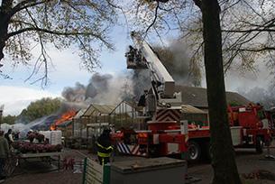 Twee branden in Udenhout 02