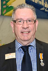 Henk Clement; Lid in de Orde van Oranje-Nassau